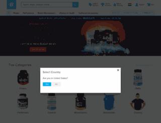 nl.bodybuilding.com screenshot