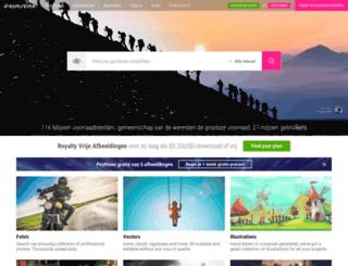 nl.dreamstime.com screenshot