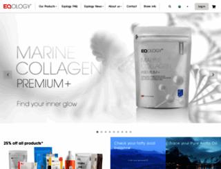 nl.eqology.com screenshot