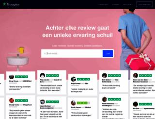 nl.trustpilot.com screenshot