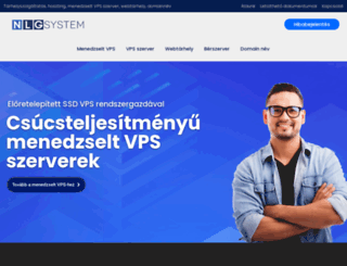 nlgsys.net screenshot