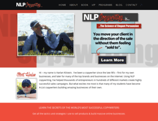 nlpcopywriting.com screenshot
