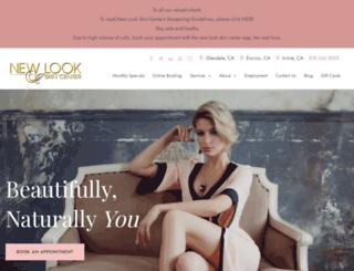 nlsc.com screenshot