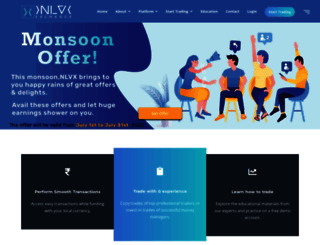 nlvx.com screenshot