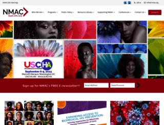 nmac.org screenshot