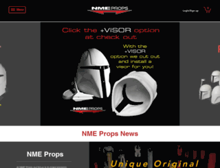 nmeprops.com screenshot