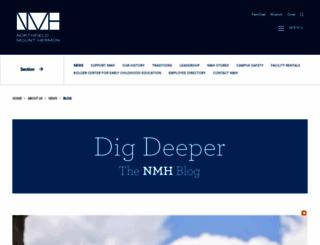 nmhblogs.org screenshot