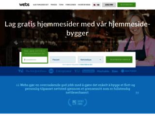 no.webs.com screenshot