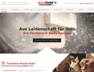 noackkube.de screenshot