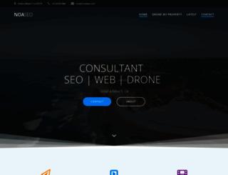 noaseo.com screenshot