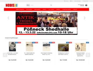 nobis24.com screenshot