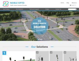 nobleled.com screenshot