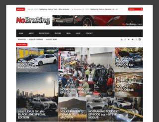 nobraking.com screenshot