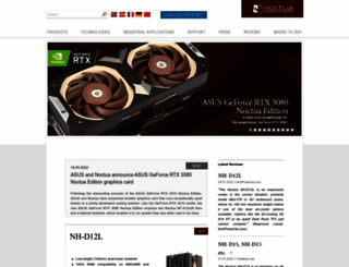 noctua.at screenshot