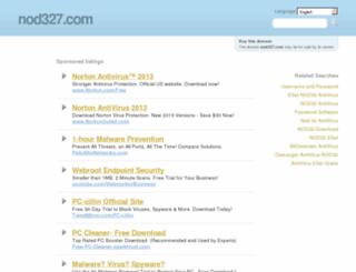 nod327.com screenshot