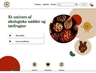 noddebazaren.dk screenshot