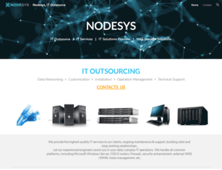 nodesys.com.sg screenshot