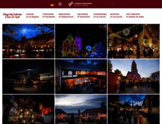 noel-colmar.com screenshot