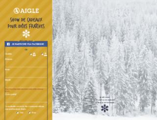 noel.aigle-et-vous.com screenshot