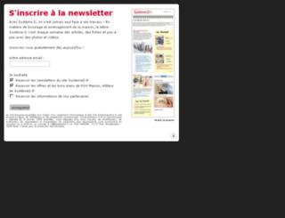 noeldesbricoleurs.com screenshot