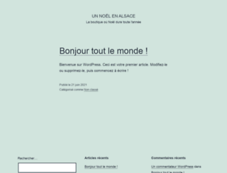noelenalsace.fr screenshot