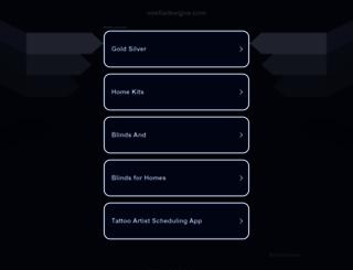 noelladesigns.com screenshot