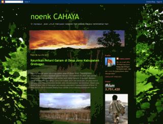 noenkcahyana.blogspot.com screenshot