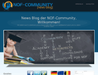 nof-forum.eu screenshot
