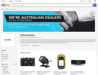 nofrillscameras.com.au screenshot