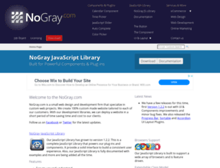 nogray.com screenshot