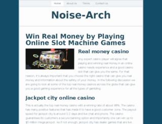 noise-arch.net screenshot
