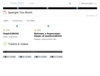 noisedaily.com screenshot