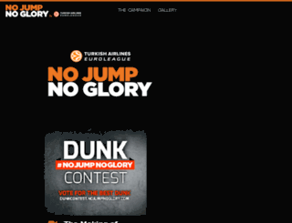 nojumpnoglory.com screenshot