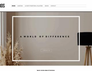 noldenbros.co.za screenshot