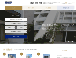 nom-rent.com screenshot