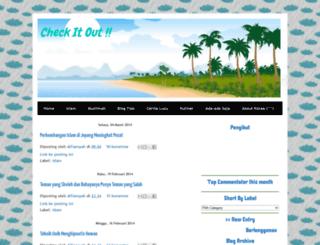 nomor2.blogspot.com screenshot