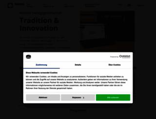 nomos.de screenshot