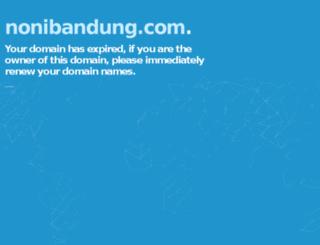 nonibandung.com screenshot