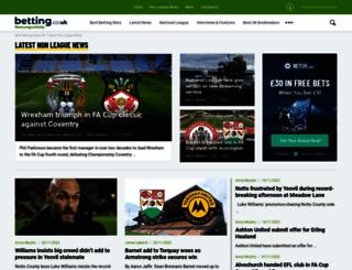 nonleaguedaily.com screenshot