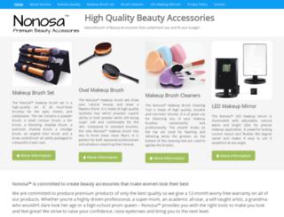 nonosa.net screenshot