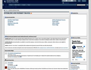 nonrev.net screenshot