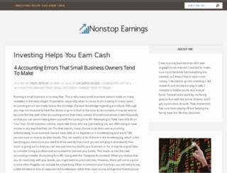 nonstop-earnings.com screenshot