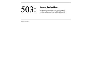 noord-hollandsarchief.nl screenshot
