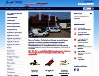 noormatrading.nl screenshot