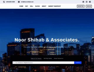 noorshihab.com screenshot