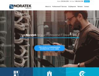 noratek.com screenshot