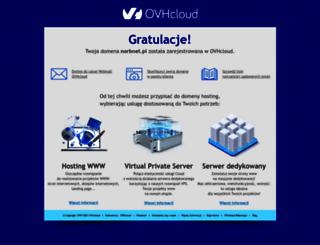norbnet.pl screenshot