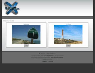 norcal.autoaxess.com screenshot