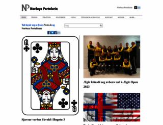 nordportal.net screenshot