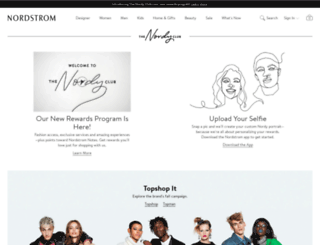 nordstromimage.com screenshot